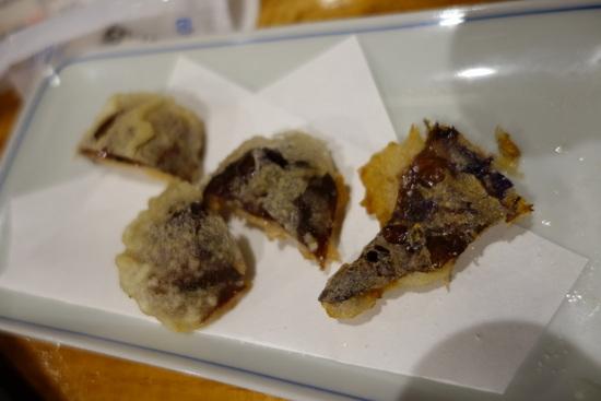 うんべ 天ぷら