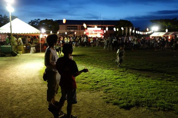 潮見町中西町夏祭り