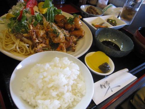 焼肉魚料理 若狭(日向市大王)