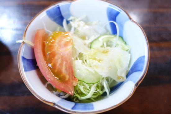 サラダ一平寿司