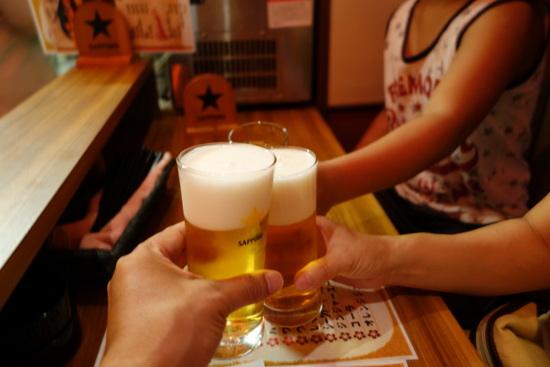 よりんこ生ビール
