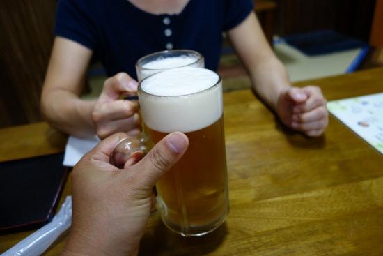 いっすい生ビール
