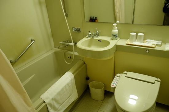 コスモスクエア国際交流センター  トイレ