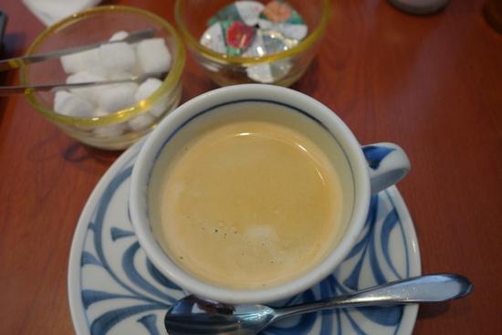 浜勝100円コーヒー
