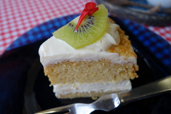 砂糖を使わないケーキ