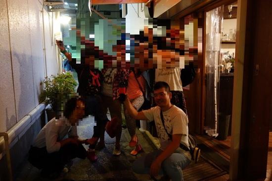 パスザワイン記念撮影宮崎市