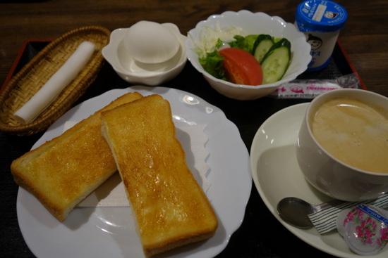 お食事処ワルン 洋食朝食