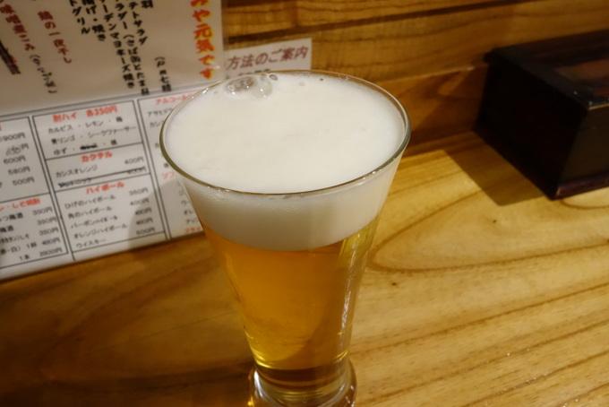 元気です生ビール