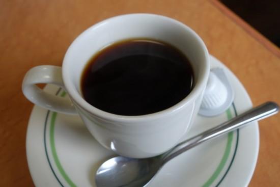 最後にコーヒーです。