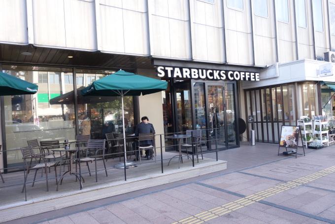 スターバックスコーヒー宮崎山形屋店
