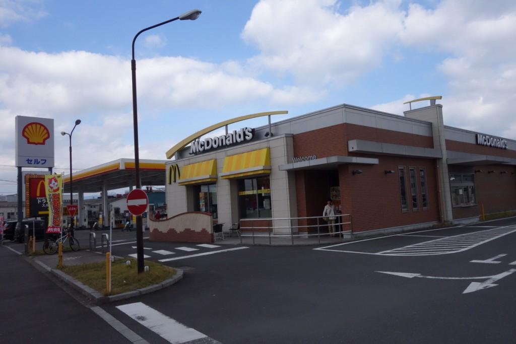 マクドナルド小林店
